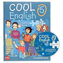 Cool English. 5 Primary. Pupil's book: Level 5 - 9788434898011