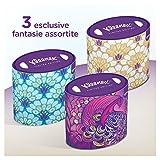 Kleenex Fazzoletti Collection Oval in Scatola, 10 Confezioni da 64 Pezzi