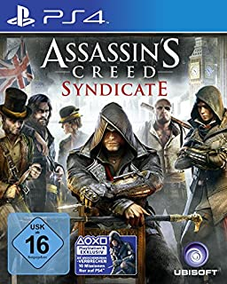 Assassin's Creed Syndicate - Special Edition [import allemand] (B00XJTFKSQ) | Amazon price tracker / tracking, Amazon price history charts, Amazon price watches, Amazon price drop alerts