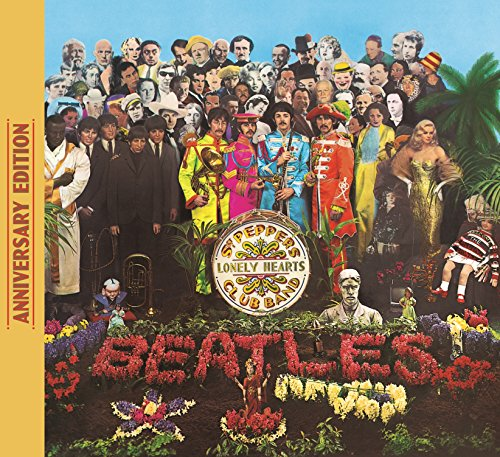 Price comparison product image Sgt. Pepper's Lonely Hearts Club Band