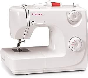Singer 8280 Machine à Coudre Blanche 16 Points Ajustables