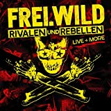 Rivalen und Rebellen Live & More (LTD - Edition 2CD+DVD Digipak) - Frei.Wild
