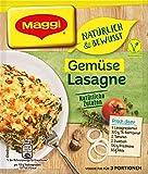 Maggi Fix und frisch Gemüse Lasagne, 19er Pack (19 x 42 g)