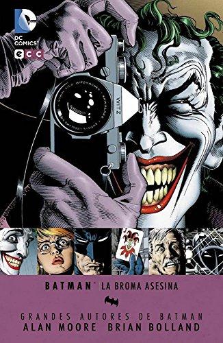 Descargar Libro La broma asesina (7a edición) de Alan Moore