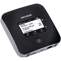 NETGEAR Routeur mobile 4G,  Nighthawk M2 Routeur 4G LTE MR2100 - débit descendant jusqu'à 2Gbps | Connexion WiFi jusqu'à 20 appareils | Crée un WLAN n'importe où | Déverrouillé compatible toute SIM