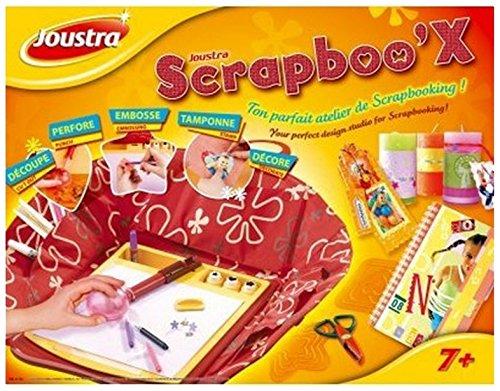 Joustra Scrapboox - Das perfekte Designstudio -