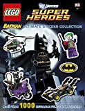 Lego: DC Universe Super Heroes Batman - Ultimate Sticker Collection (Ultimate Stickers)