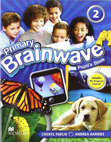 BRAINWAVE 2 Pb Pk - 9780230440425