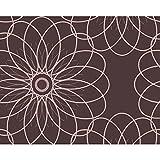 Vliestapete Raffi Blume lila 94022-4