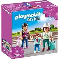 Playmobil City Life 9405 Chica kit de figura de juguete para niños - kits de figuras de juguete para niños (5 año(s), Chica, Multicolor)