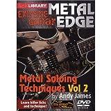 Metal Edge: Metal Soloing Techniques - Volume 2. Für Gitarre