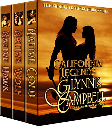 california-legends-the-boxed-set-english-edition