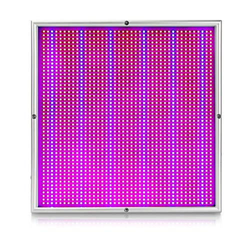 Ljytd Led Plant Grow Light 120w Sunlike Full Spectrum 5292 6300lm Growing Lamp With1365 Leds For Indoor Plants Veg And Flower Especially For