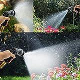 Lusanity Flexibler Gartenschlauch