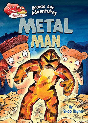 Bronze Age Adventures: Metal Man (Race Ahead With Reading, Band 21) Bronze Mens Tie