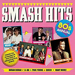 Smash Hits 80s Annual