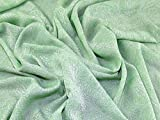 Pastell Polyester Jacquard Crepe Kleid Stoff, Meterware,