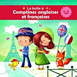 Comptines anglaises et francaises (CD)