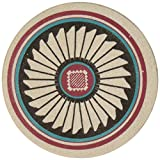 Thirstystone Stoneware Indian Feather Co...