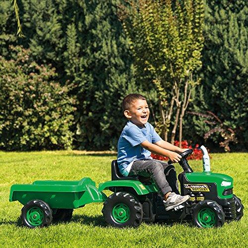 Dolu Tractor a pedales con remolque (6268053)
