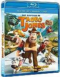 Las Aventuras De Tadeo Jones (DVD + BD + BD 3D) [Blu-ray]