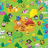 Cheapest Moshi Monsters Duplex Wallpaper 52 cm x 10,05 m on