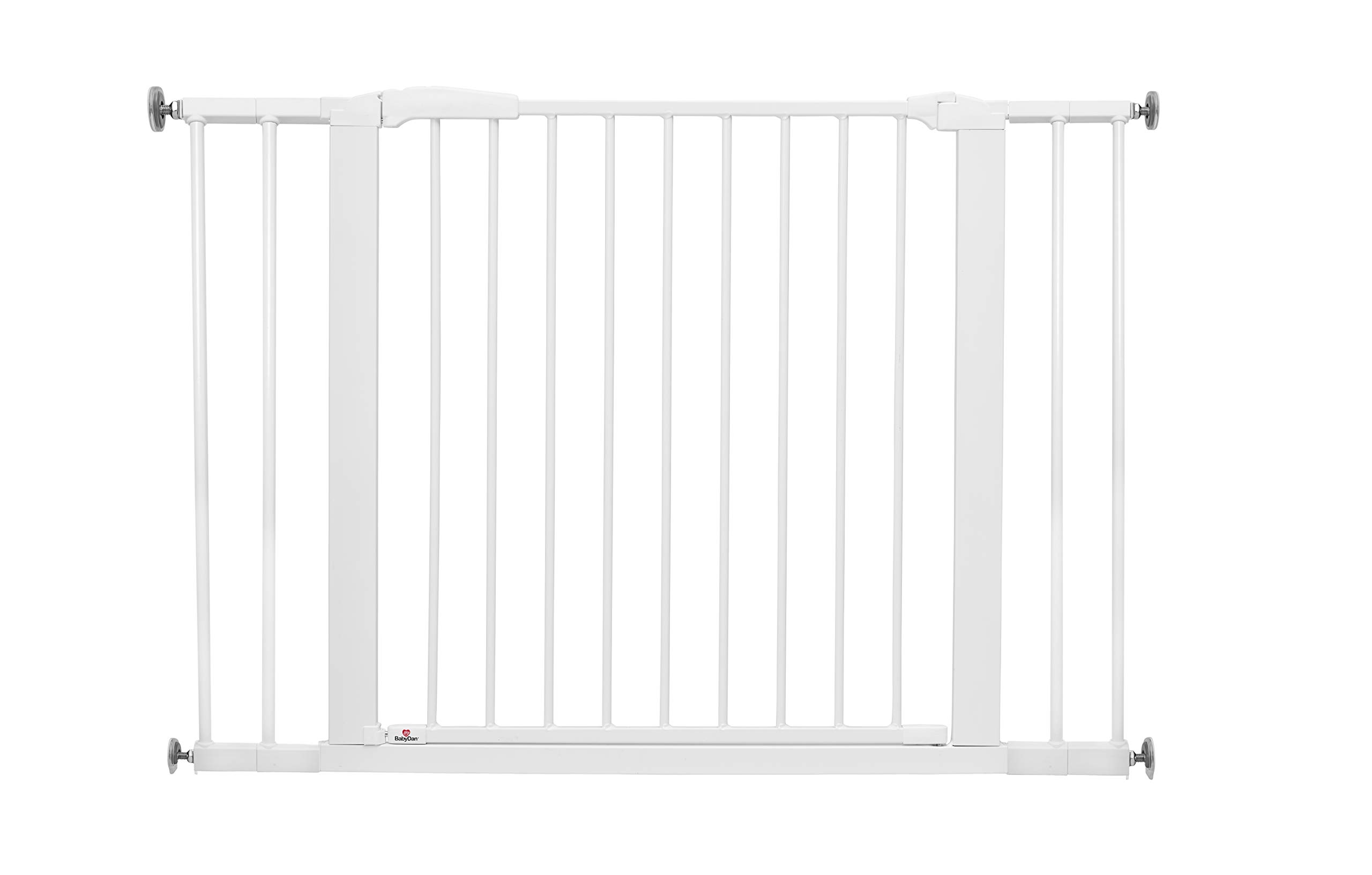 BabyDan Perfect Close, 103-110 cm, White BabyDan  1