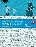 Cuaderno de lengua, Cuadrícula. 1 Primaria, 2 Trimestre. Savia - 9788467570304