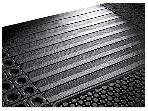 CarFashion 257854 Kofferraummatte 120 x 107 cm universeller Kofferraumschutz