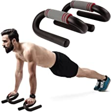 FITSY® S Shape Push Up Bar Stand