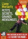 Petits secrets, grands mensonges - Livre audio 2 CD MP3