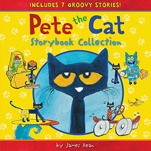 Pete the Cat Storybook Collection: Includes 7 Groovy Stories!
