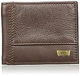 #9: Levi's Leather Brown Men's Wallet (12843-0002)
