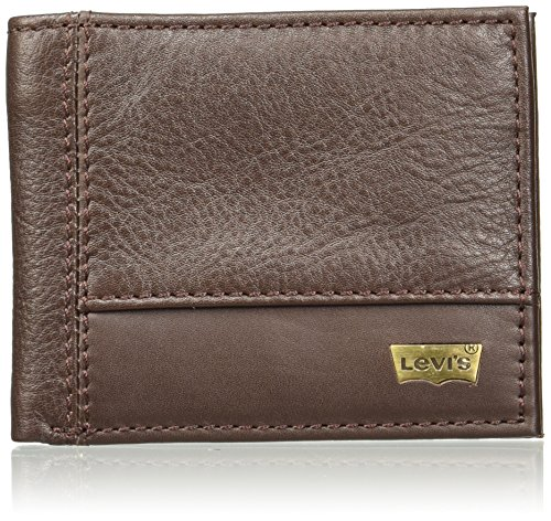 Levi's Brown Men's Wallet (12843-0002)