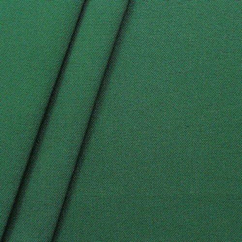 100% Baumwolle Canvas Stoff Meterware Dunkel-Grün - Baumwoll-canvas Stoff