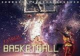 Basketball extrem (Tischkalender 2019 DIN A5 quer): Ein Basketball-Kalender der besonderen Art. (Monatskalender, 14 Seiten ) (CALVENDO Sport)