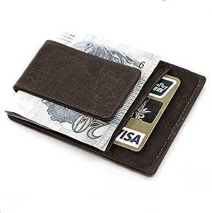 pu leder geld clip u kreditkartenhalter die beste kompakte stilvolle geldb rse f r kredit. Black Bedroom Furniture Sets. Home Design Ideas