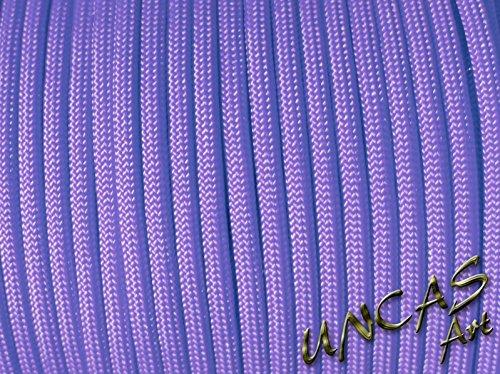 Original bracelet en paracorde 550 tYPE 3–30 m corde couleur lavande violet