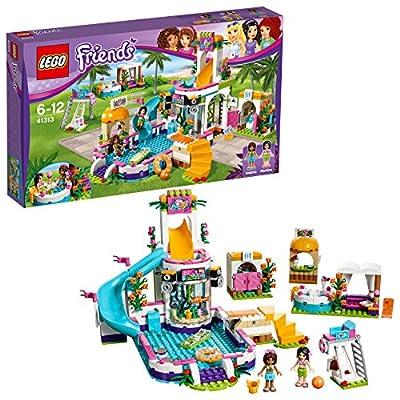 LEGO 41313 Friends Heartlake Summer Pool Party Set