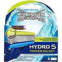 Wilkinson - Hydro 5 Power Select - Lames de rasoir pour Homme -