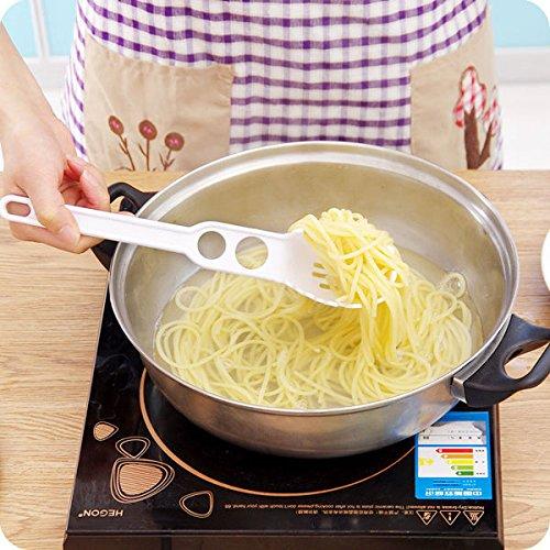 Calli Creative Multifunktions Nudel Löffel Drag Für Vermicelli Instant Noodles Scoop Colander Hotpot Scoop Colander