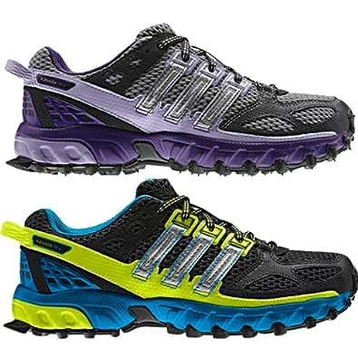 Adidas Kanadia TR 4 Junior Trail Running Shoes (Grey