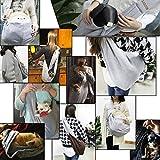 Aodoor Single-Schulter Sling Bag Haustier Hund Katze Tasche Rucksack für Hunde Hunderucksack - 8