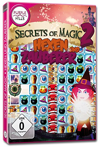 Preisvergleich Produktbild Secrets of Magic 2 - Hexen und Zauberer Standard,  Windows Vista / XP / 8 / 7