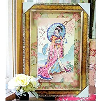 Maia Collection Counted Cross Stitch Kit ANCHOR Goddess Prosperity