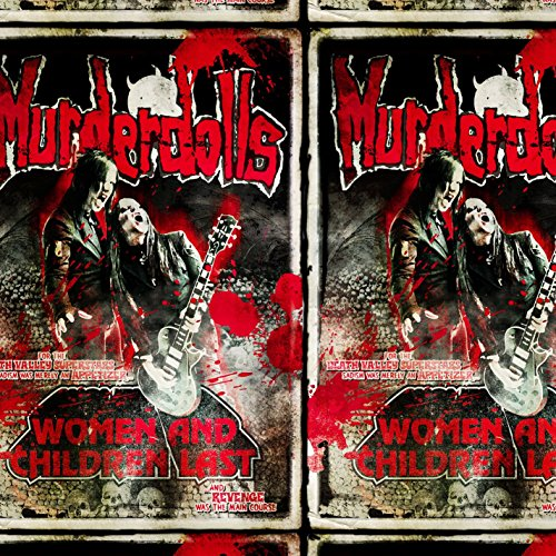 Murderdolls: Women and Children Last (Audio CD)
