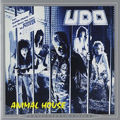 Animal House By U.D.O.,Axel Rudi Pell (2013-02-18)