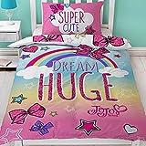 Jo Jo Siwa Single Duvet Set, Multi-Colour