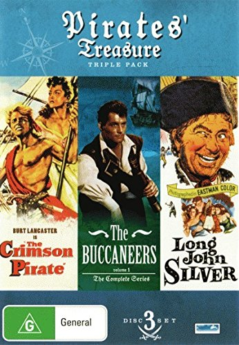pirates-treasure-triple-pack-the-crimson-pirate-the-buccaneers-volume-1-the-complete-series-long-joh