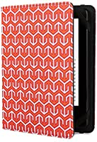 Jonathan Adler Jaipur Arrows Cover for Kindle, Kindle Paperwhite and Kindle Touch, Orange